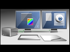 Folding Screens And Dual Monitors