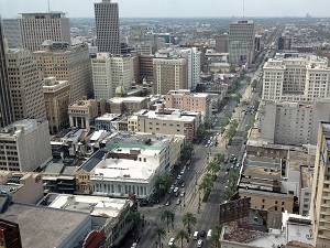 New Orleans Shuts Down